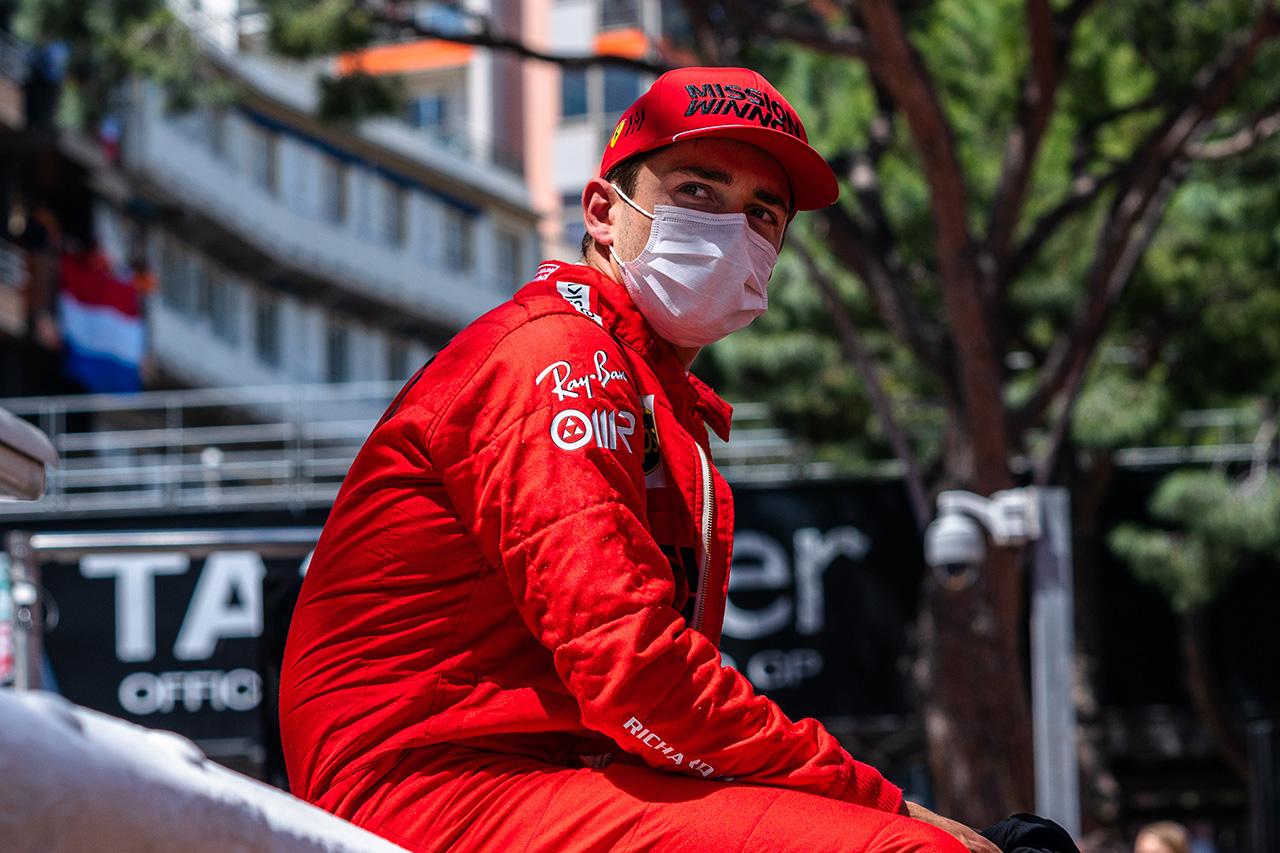 シャルル・ルクレール、次戦F1アゼルバイジャンGPではギアボックスを交換