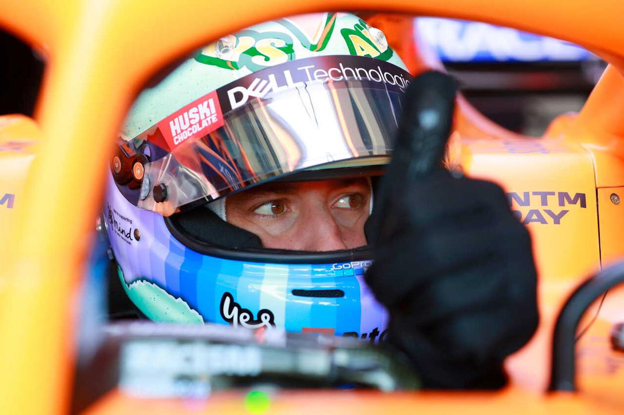ダニエル・リカルド、フェラーリF1移籍の「本格交渉はなかった」