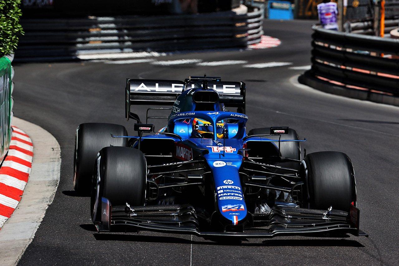 フェルナンド・アロンソ 「F1はモナコ専用タイヤの開発を検討すべき」