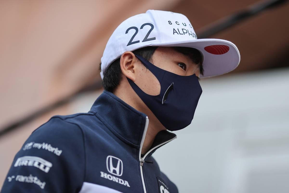 F1:角田裕毅 「汚い言葉はカーリンのメカニックに吹き込まれた」