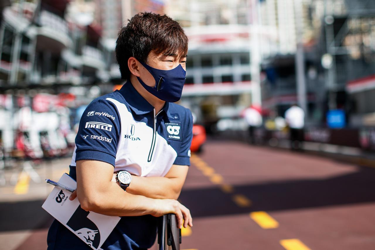 角田裕毅、イタリア移住で仕切り直し 「プロとしてのアプローチが必要」とレッドブルF1幹部