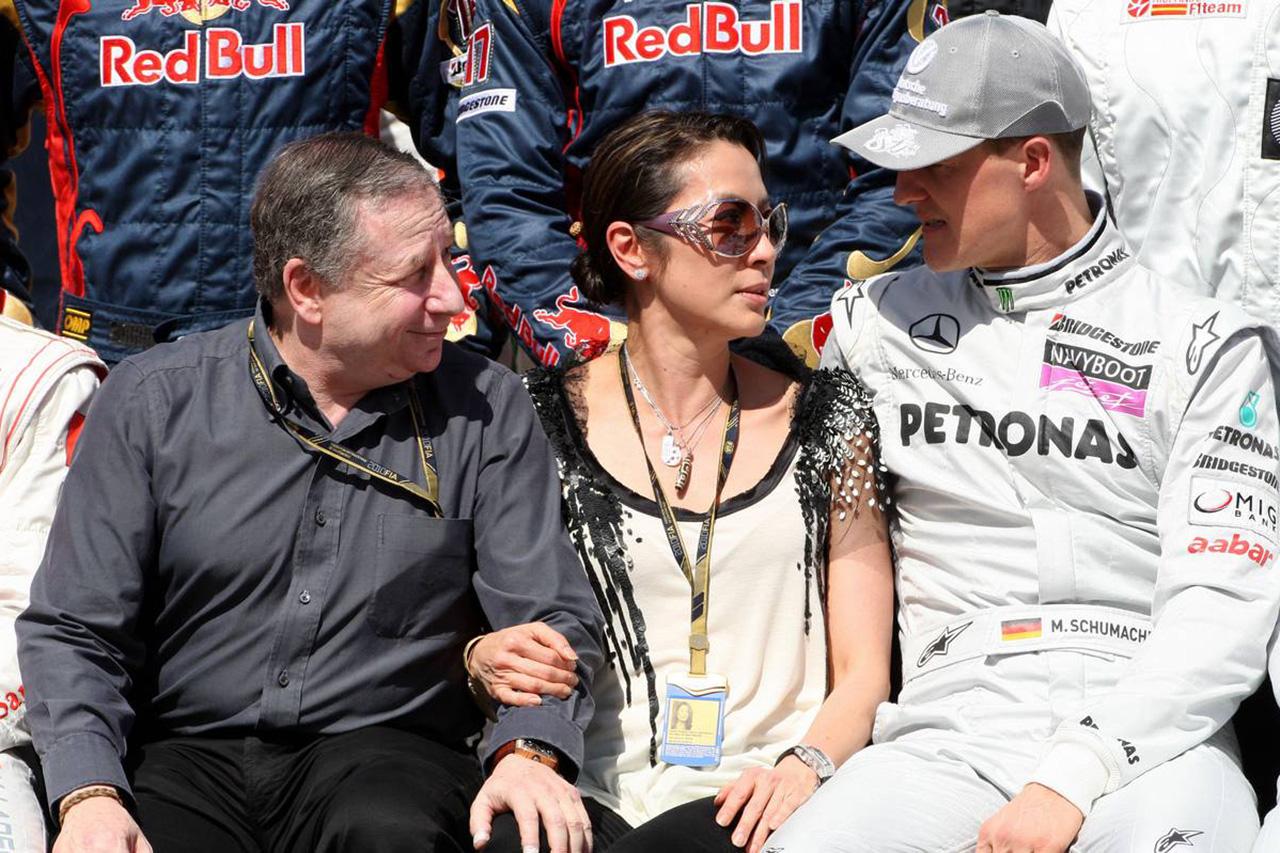 ジャン・トッド 「今でも月2回はミハエル・シューマッハを訪ねている」 / F1関連ニュース