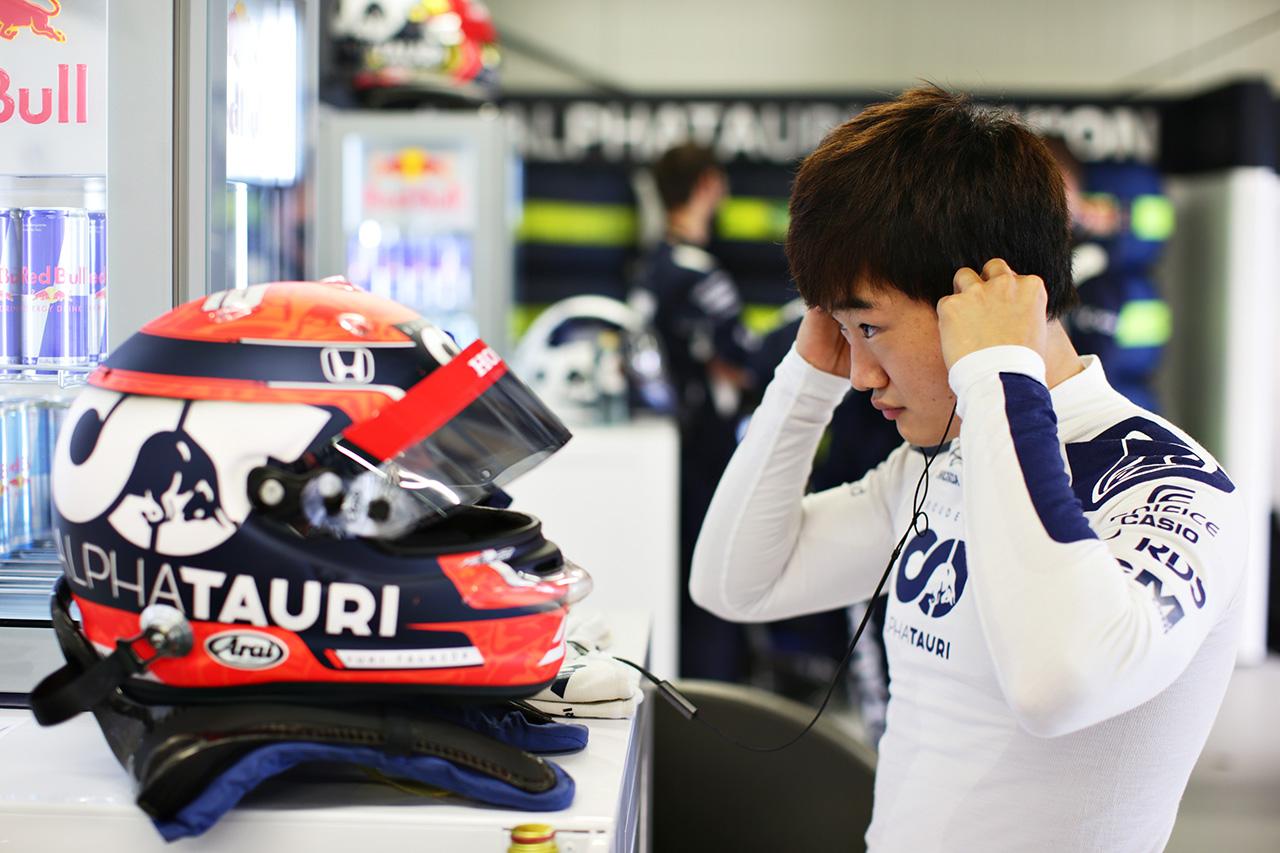 角田裕毅 「モナコで学んだ経験をアゼルバイジャンで生かしたい」 / アルファタウリ・ホンダ F1アゼルバイジャンGP プレビュー