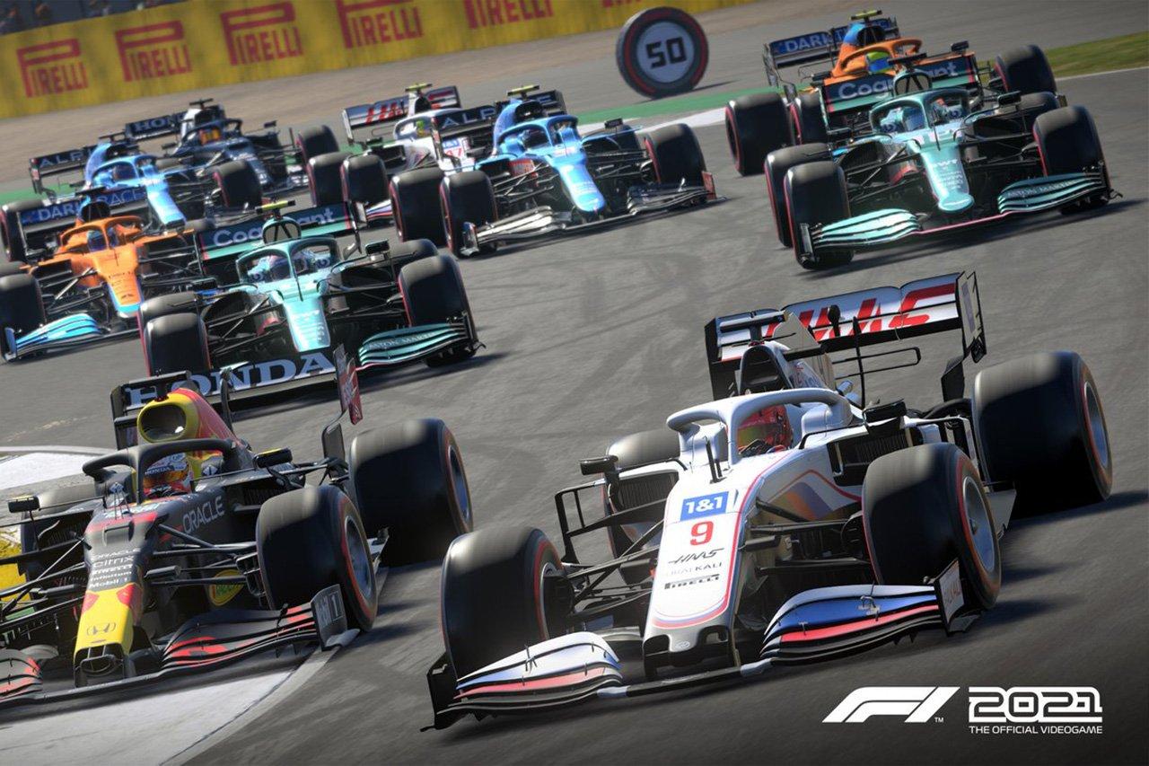 F1公式ゲーム『F1 2021』 ゲームプレイ映像を初公開