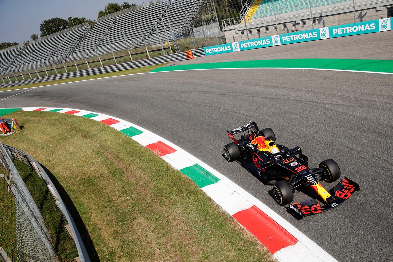F1イタリアGP主催者、9月開催のモンツァで通常の80%の動員を望む