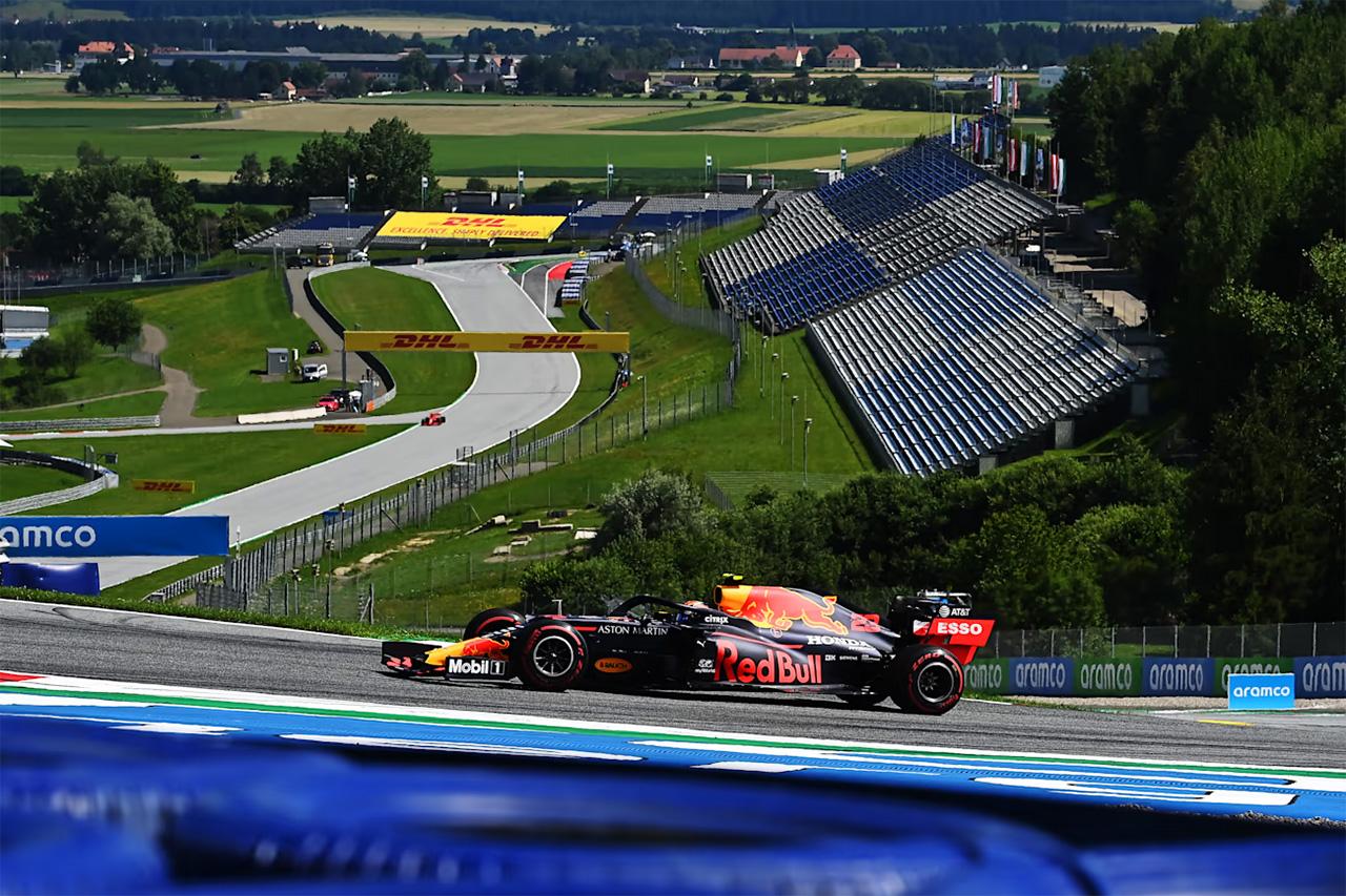 F1 & MotoGP:2021年シーズンもレッドブル・リンクで全4GP開催