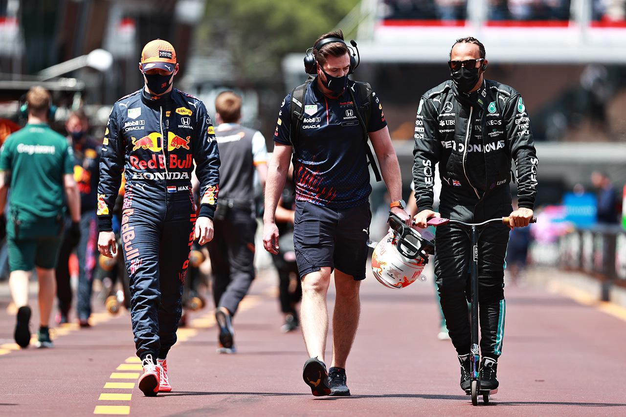 レッドブル・ホンダF1のマックス・フェルスタッペン 「今年はハミルトンも必死で戦う必要がある」