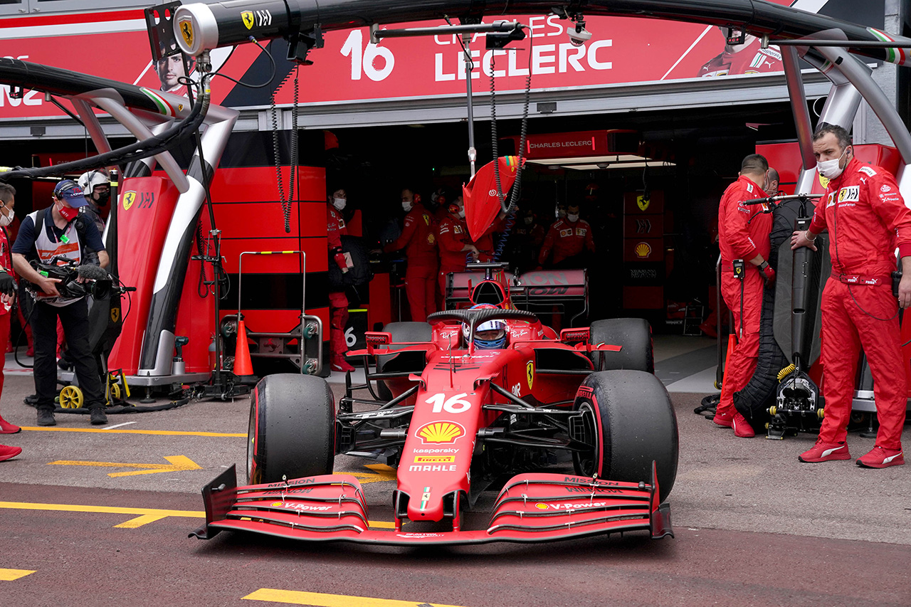 フェラーリF1代表 「ミスに対処するための特効薬はない」