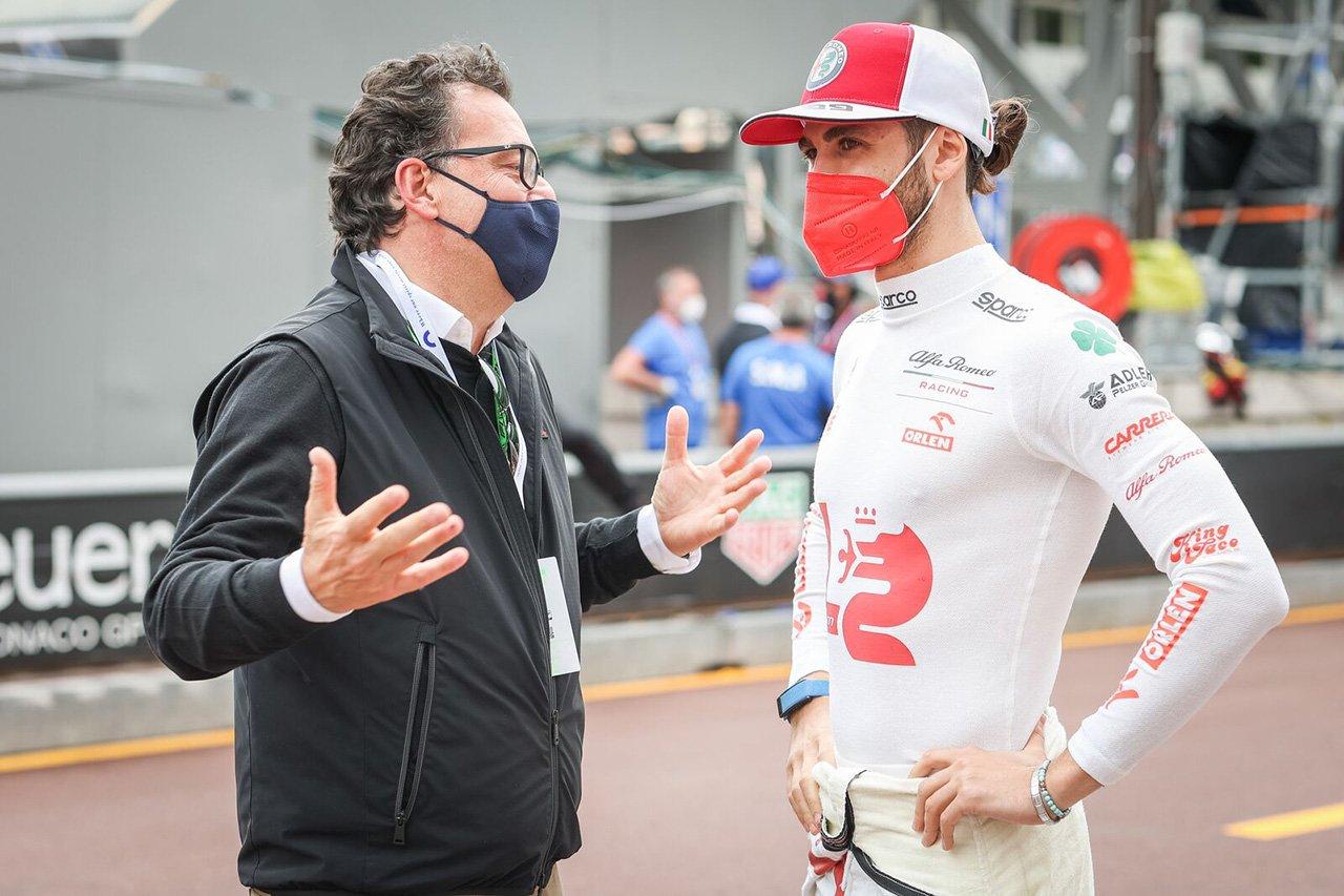 アントニオ・ジョビナッツィ 「今のペイドライバーはF1グリッドに相応しい」