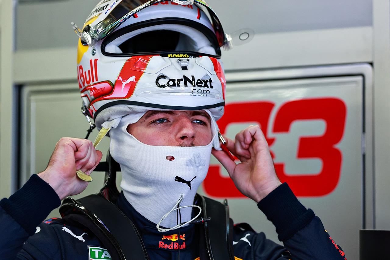 レッドブル・ホンダF1のマックス・フェルスタッペン、初日2番手に「良い週末のスタートが切れた」 / F1アゼルバイジャンGP  金曜フリー走行