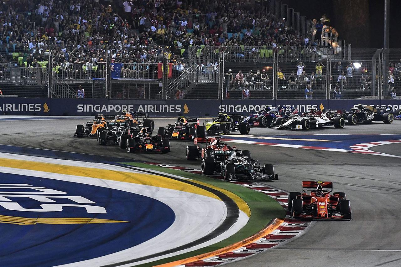 F1シンガポールGPの中止が正式決定…アメリカ2連戦など代替案を検討 / 2021年のF1世界選手権