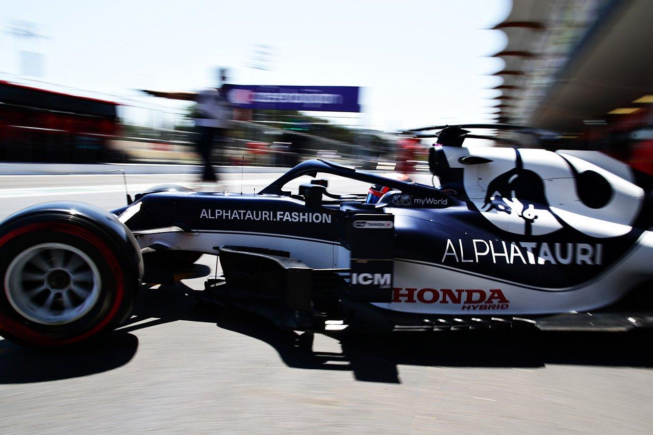 【速報】 F1アゼルバイジャンGP 予選Q1:ホンダF1勢は全4台が通過