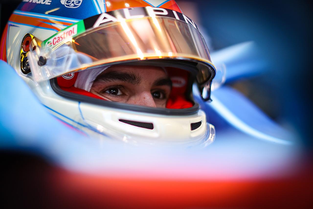 エステバン・オコン 「僕たちのセッションではなかった」 / アルピーヌ F1アゼルバイジャンGP 予選