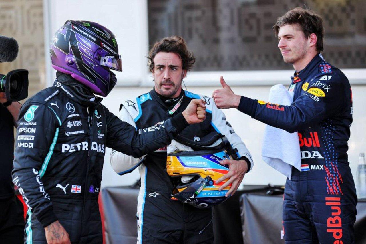 F1アゼルバイジャンGP 予選:トップ10 ドライバーコメント