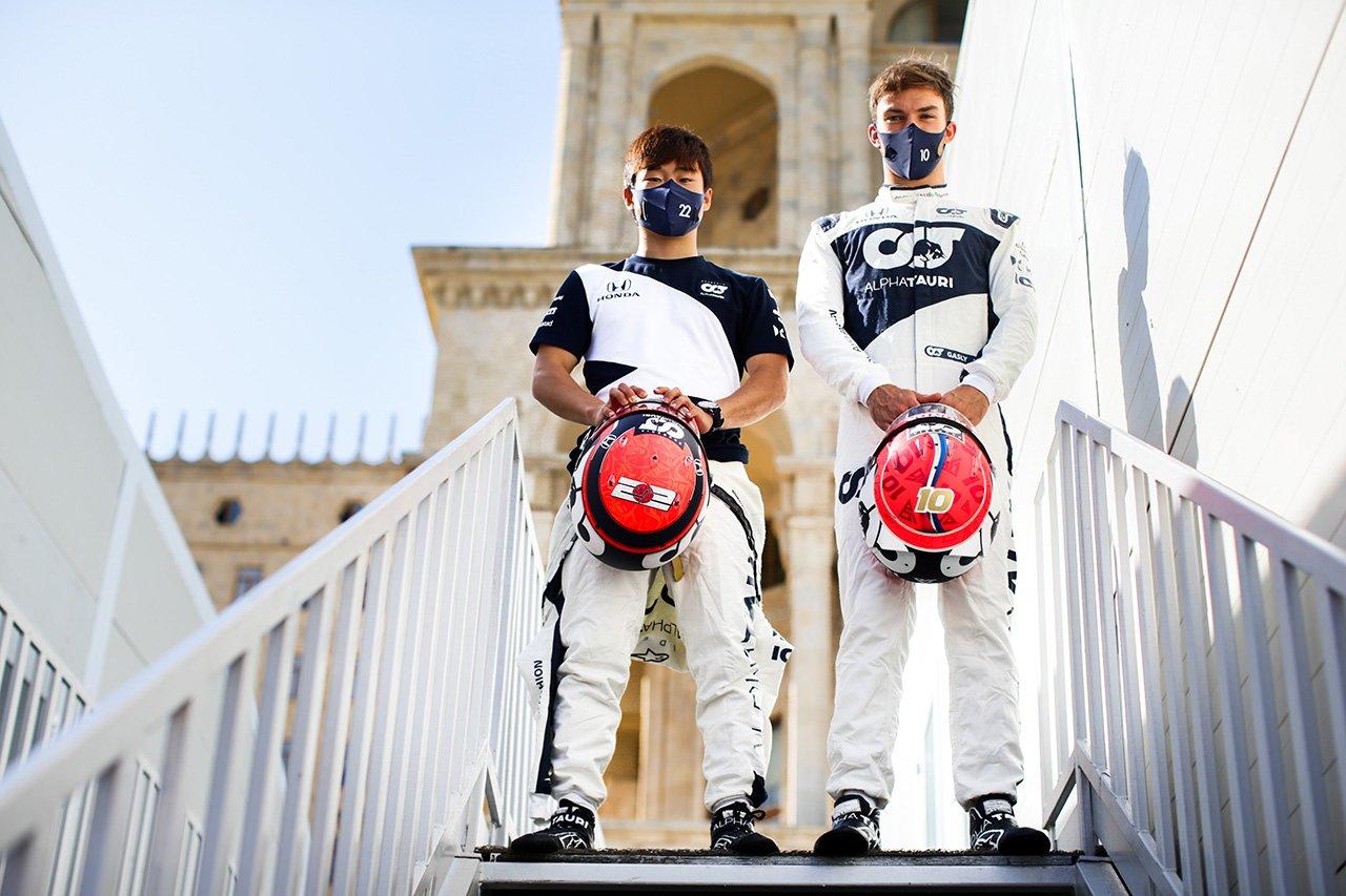 ピエール・ガスリー 「角田裕毅は初のQ3進出を果たしたことを喜んでいい」 / アルファタウリ・ホンダ F1アゼルバイジャンGP 予選