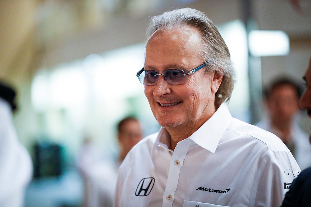訃報:マクラーレンF1の大株主マンスール・オジェが68歳で死去