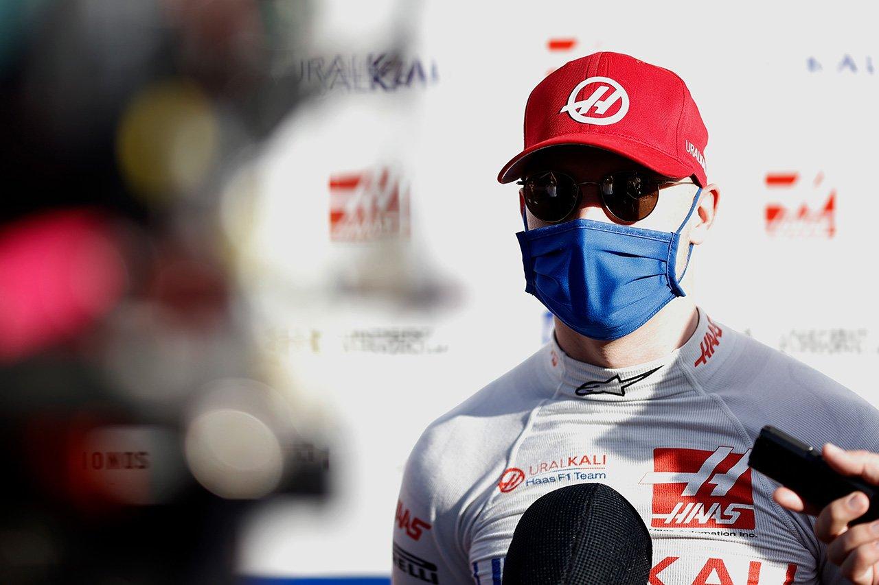 ニキータ・マゼピン 「F1に参戦以来、自分の仕事に最も失望している」 / ハース F1アゼルバイジャンGP 予選