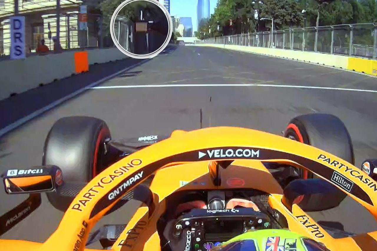 角田裕毅、7番グリッドに昇格…ランド・ノリスが3グリッド降格 / F1アゼルバイジャンGP 予選