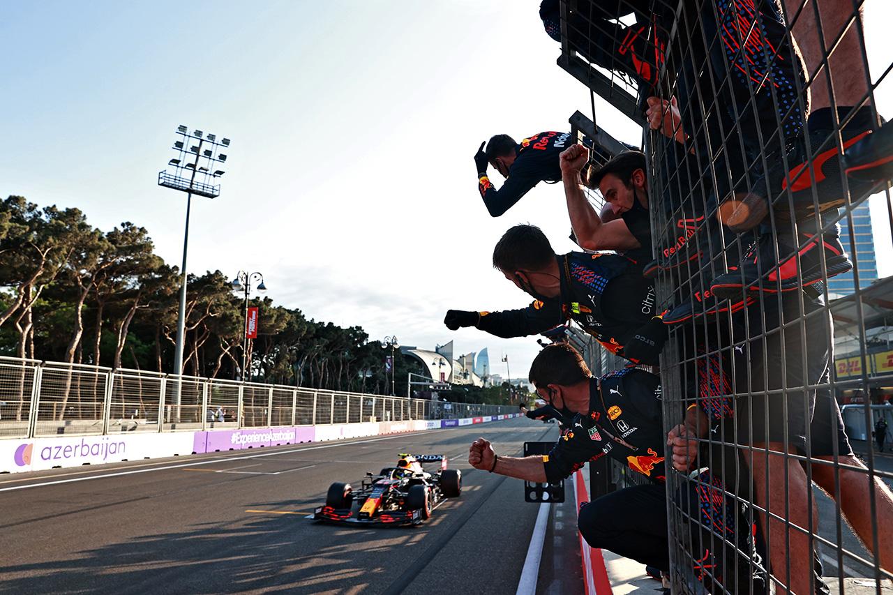 2021年 第6戦 F1アゼルバイジャンGP 決勝:タイヤ戦略解説