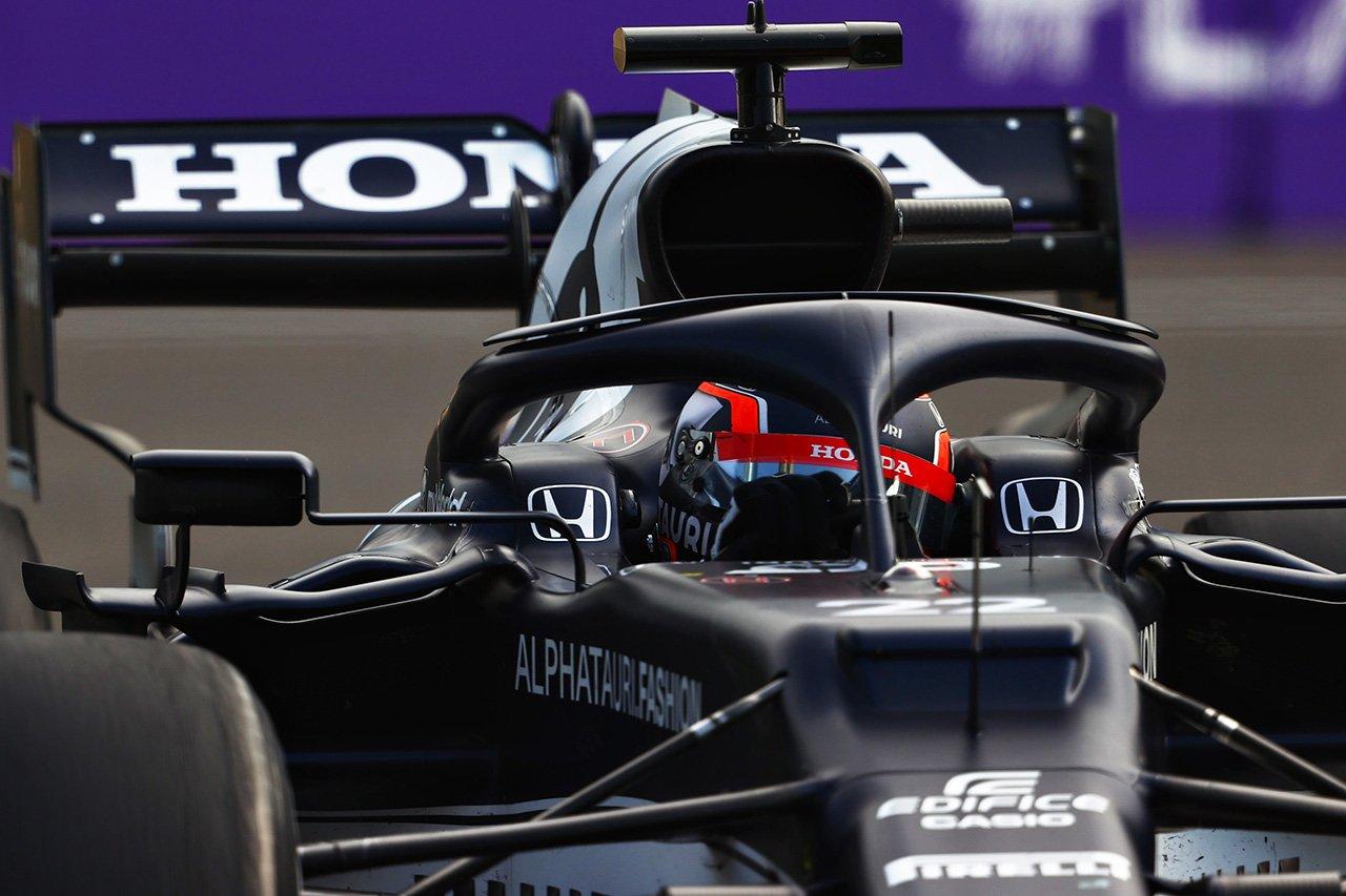 F1:角田裕毅の無線でのエンジニアへの『Shut Up!』に賛否両論 / F1アゼルバイジャンGP 決勝