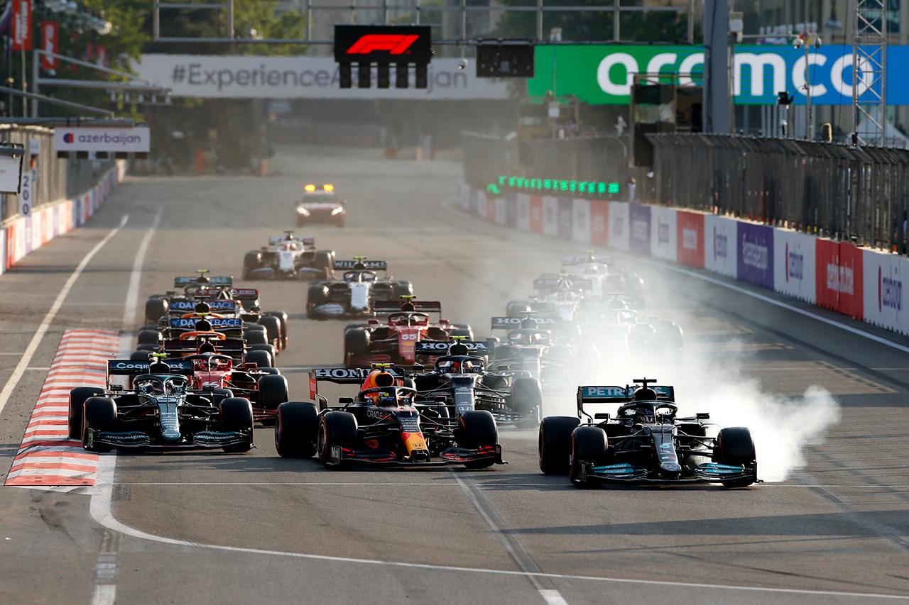 """F1アゼルバイジャンGPの""""2周レース""""は""""スプリント予選""""の前編?"""