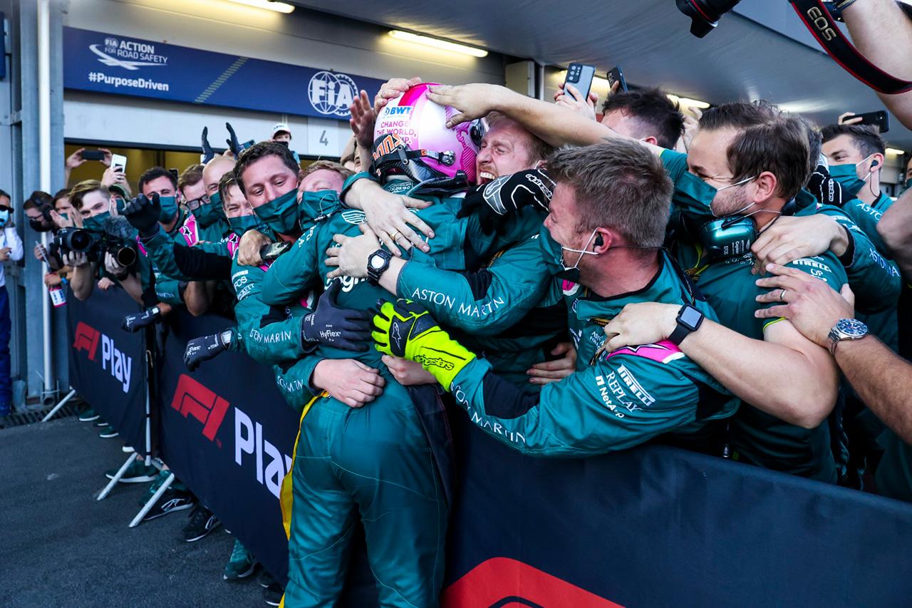 F1:ロス・ブラウン 「ベッテルは生まれ変わり、リフレッシュした」