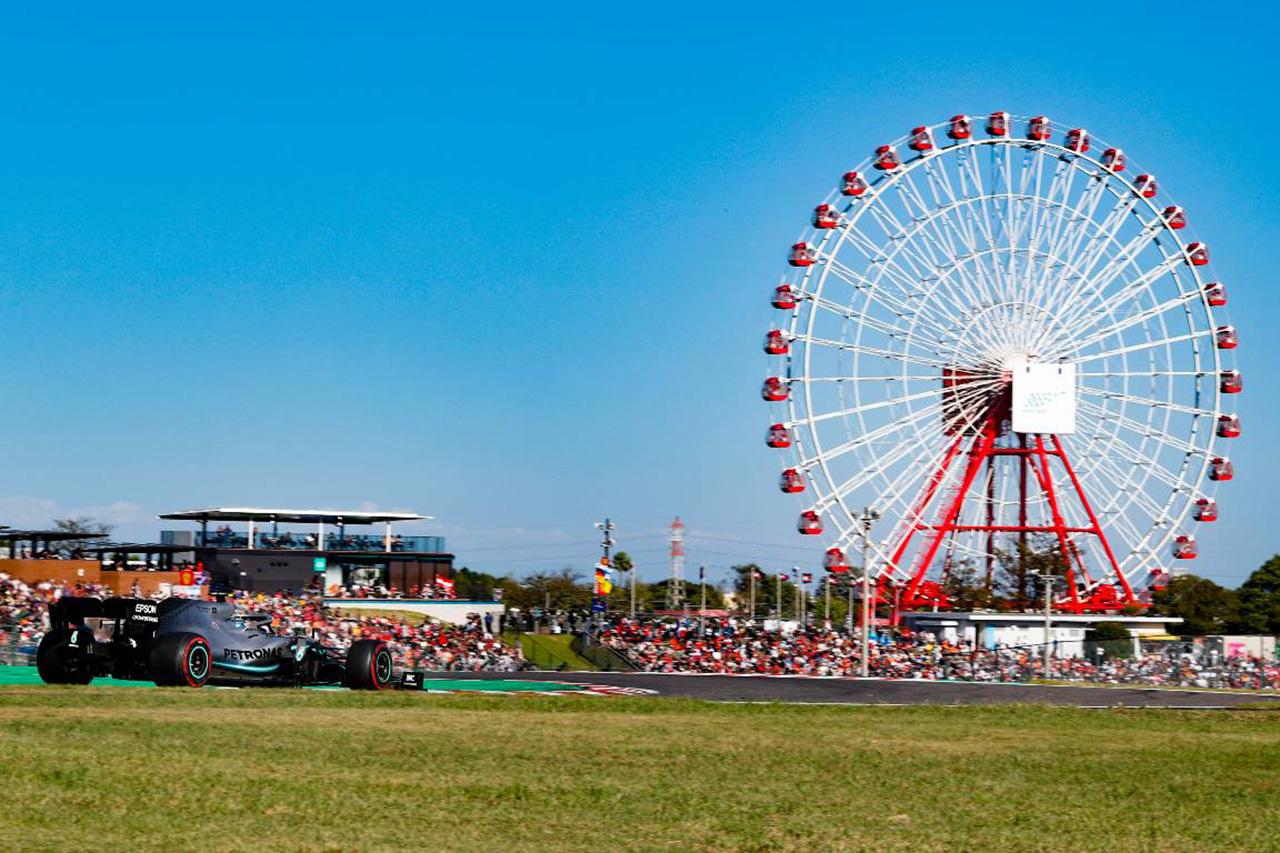 F1ボス 「F1日本GPの開催は東京オリンピックの状況が鍵を握る」