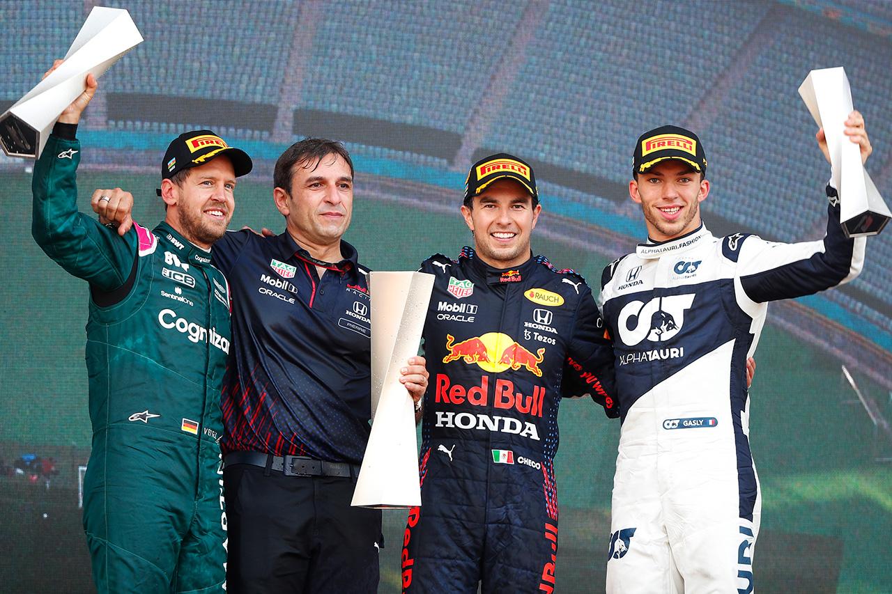 ランド・ノリス、戦力外通告組3人の表彰台は「F1の可能性を示した」