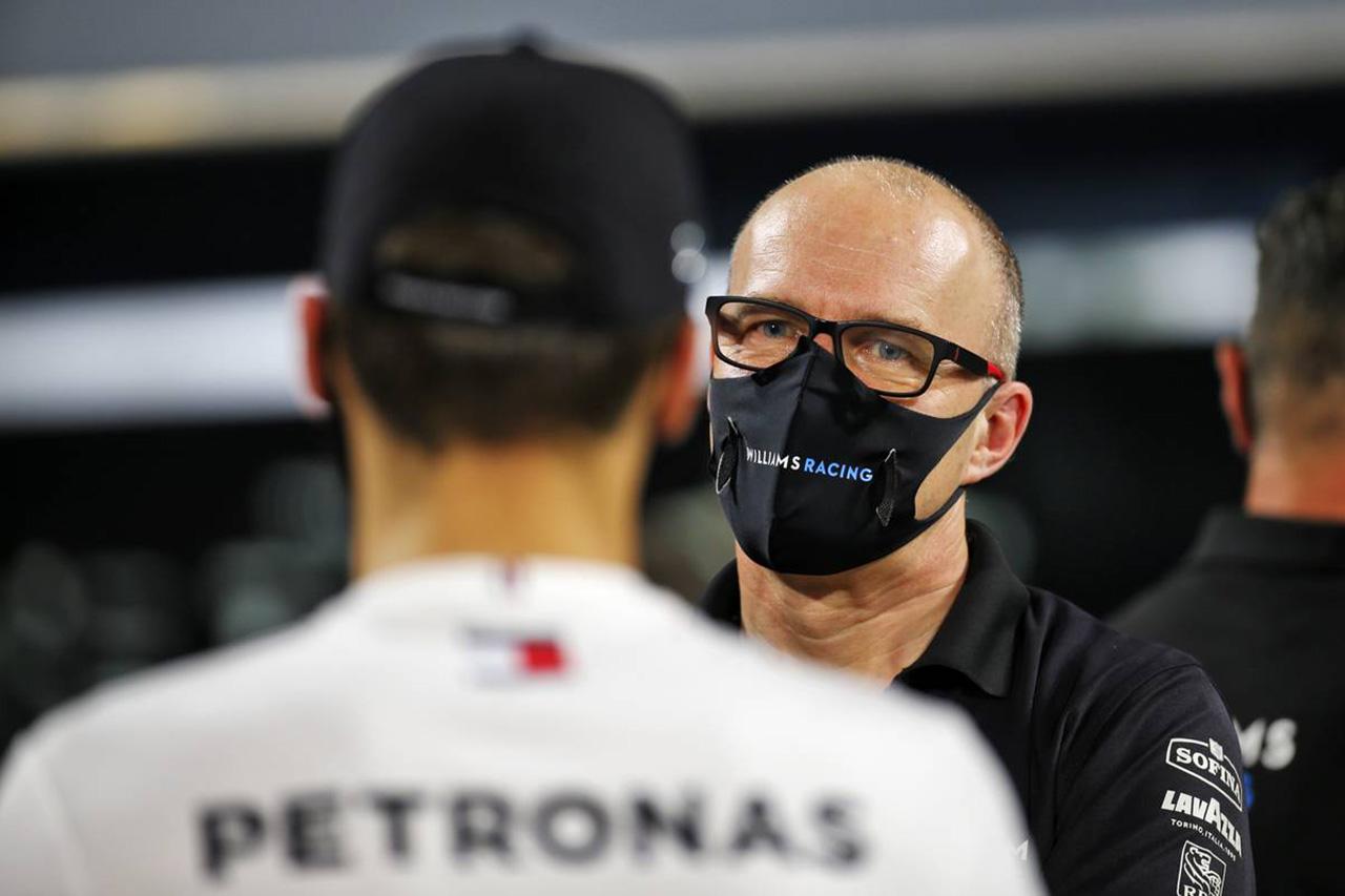 ウィリアムズF1、チーム代表のサイモン・ロバーツの離脱を発表