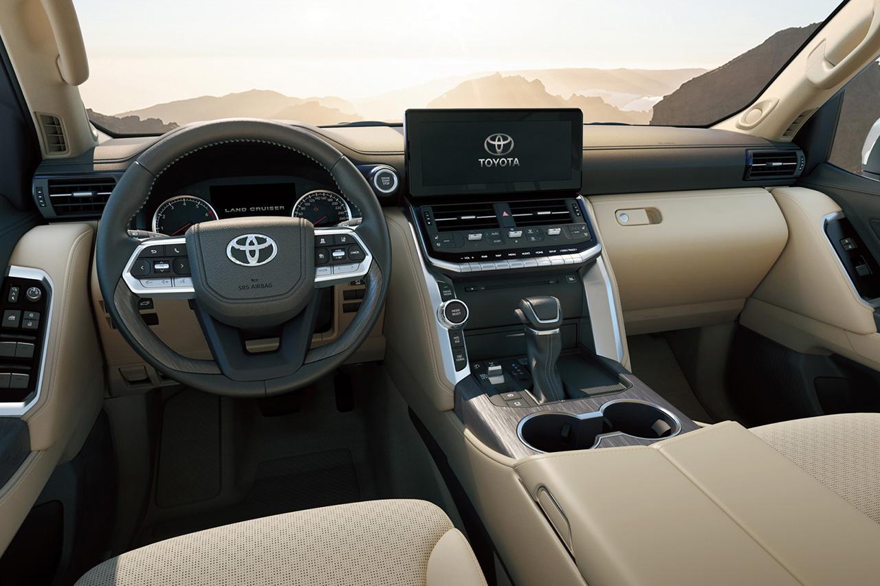 トヨタ ランクル 新型