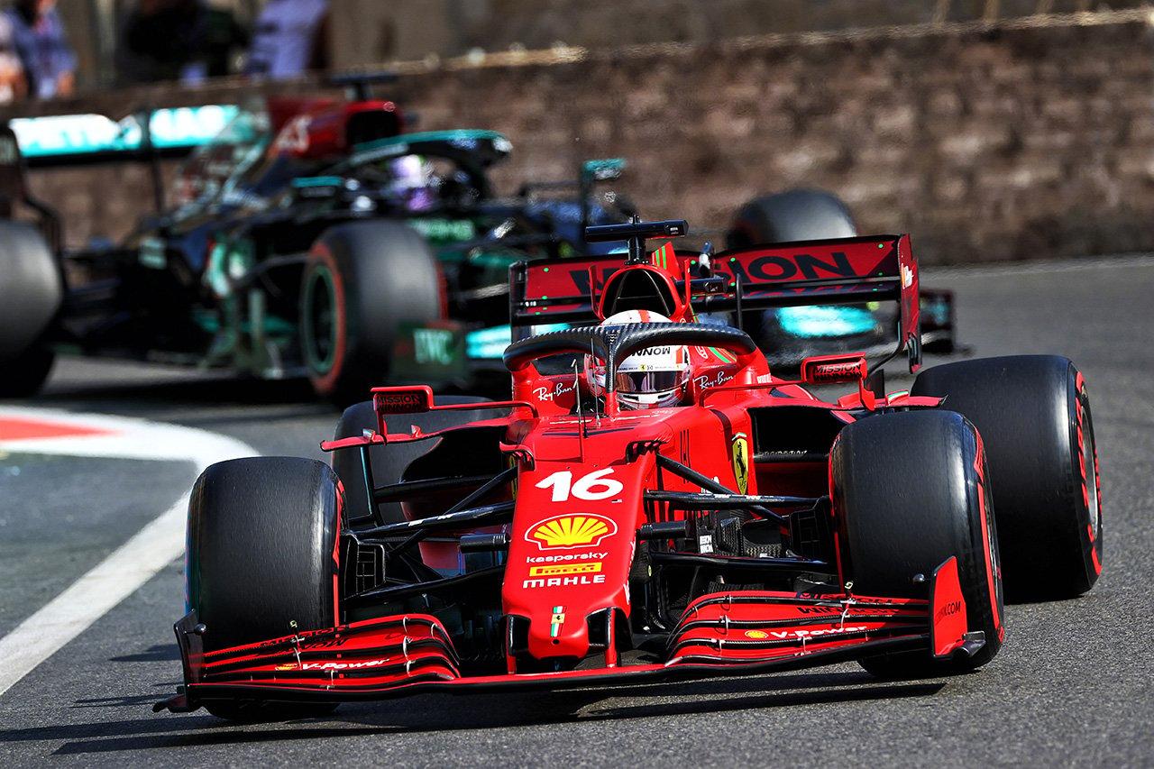 フェラーリF1、2022年新型PUはスプリットターボを見送って燃焼技術に焦点