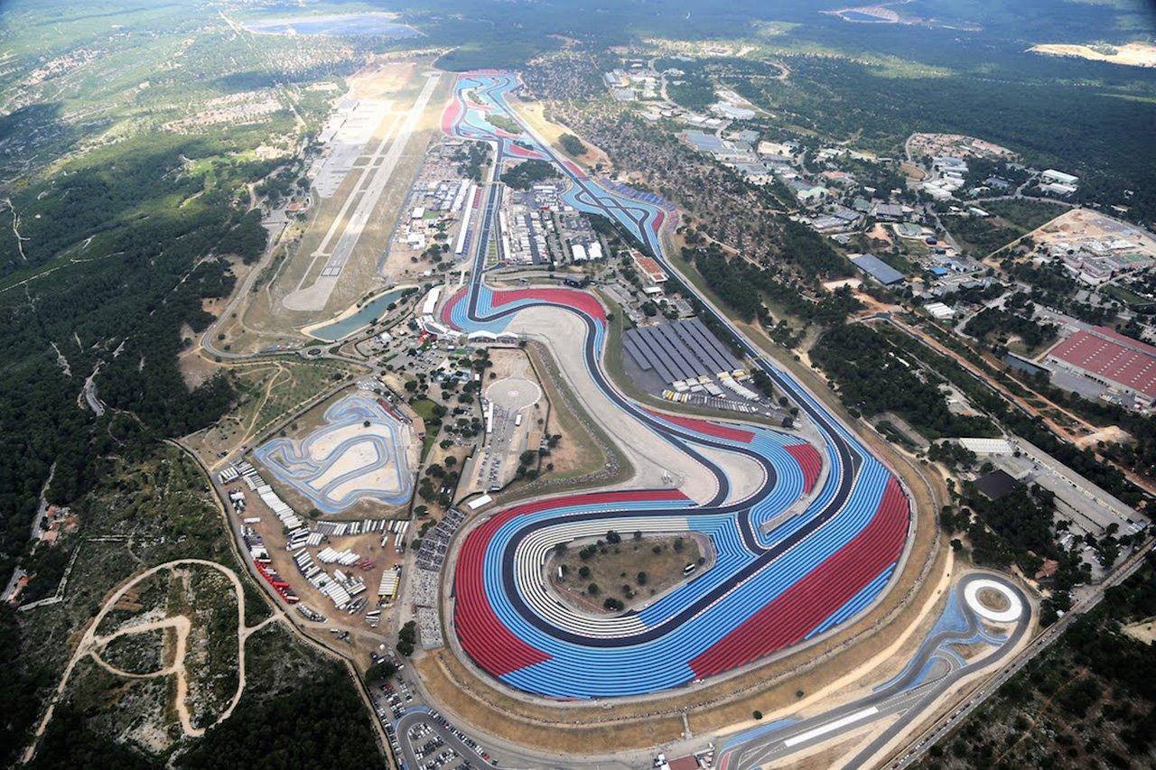 F1フランスGP フリー走行1回目:速報ツイート&Twitch配信