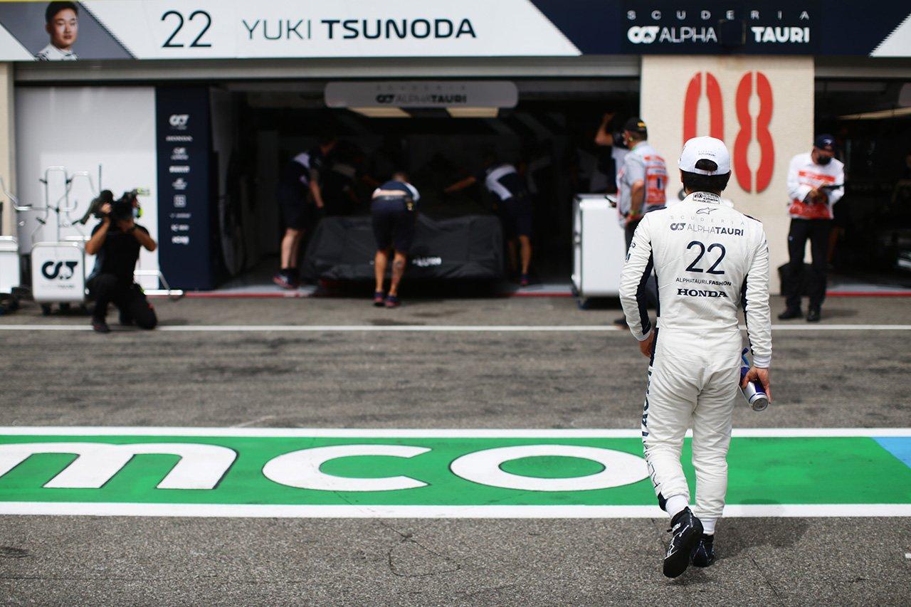 アルファタウリF1 「角田裕毅にとって何が重要な学習であるかを分析する」 / F1フランスGP 決勝