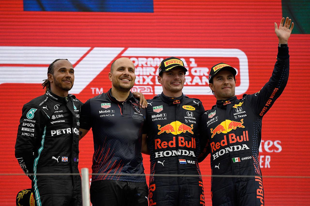 2021年 F1フランスGP 決勝:トップ10 ドライバーコメント