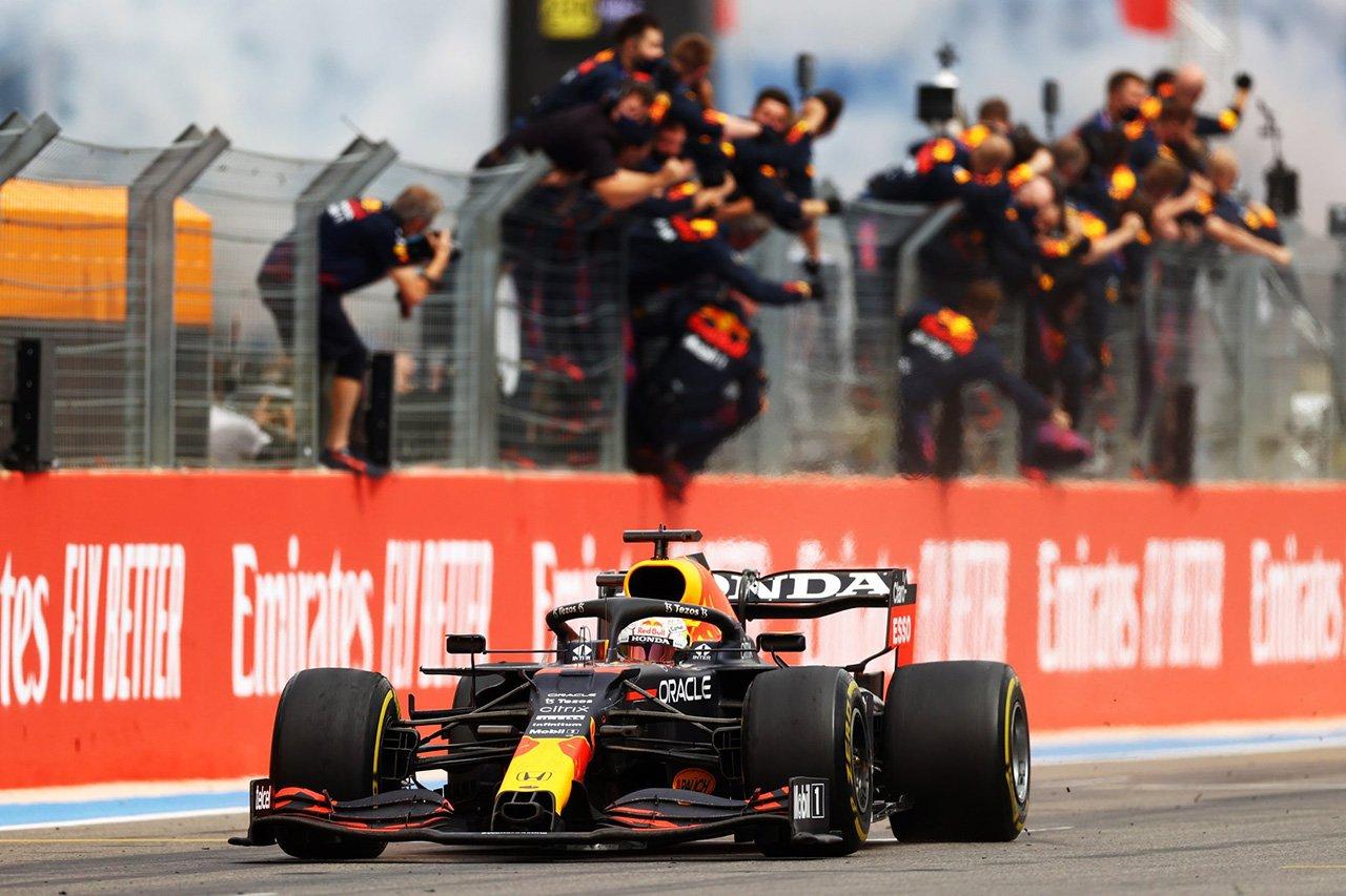 【動画】 2021年 F1フランスGP 決勝 ハイライト