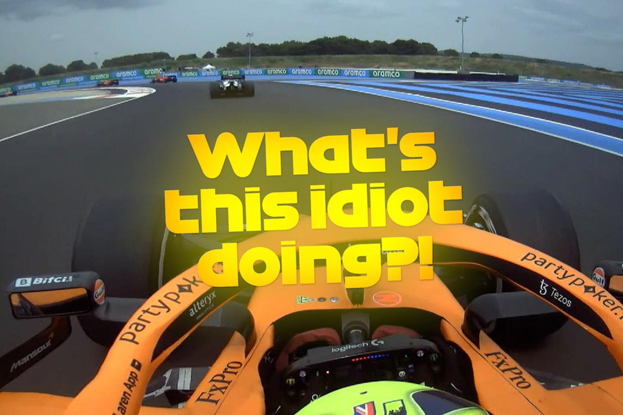 ピエール・ガスリー、ノリスとの戦いは「ハードレーシングだった」 / F1フランスGP 決勝