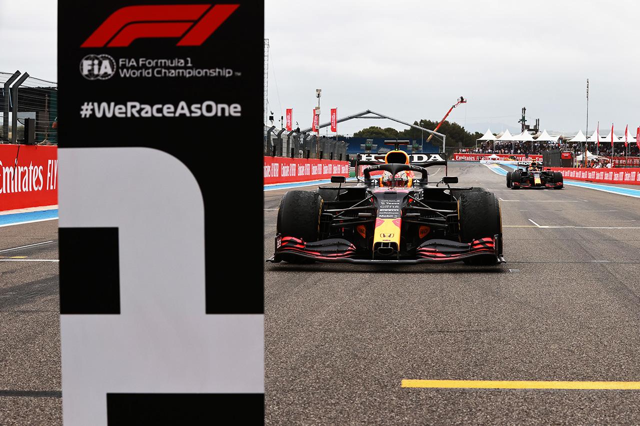 ホンダF1 「ひとつ間違えば両方の選手権ですぐに逆転させてしまう状況」 / 田辺豊治TD F1フランスGP 決勝記者会見