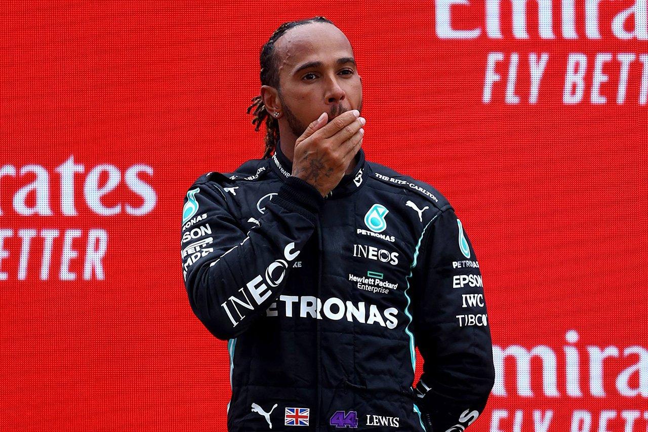 ルイス・ハミルトン 「フェルスタッペンに強引に防御しても無意味だった」 / F1フランスGP 決勝