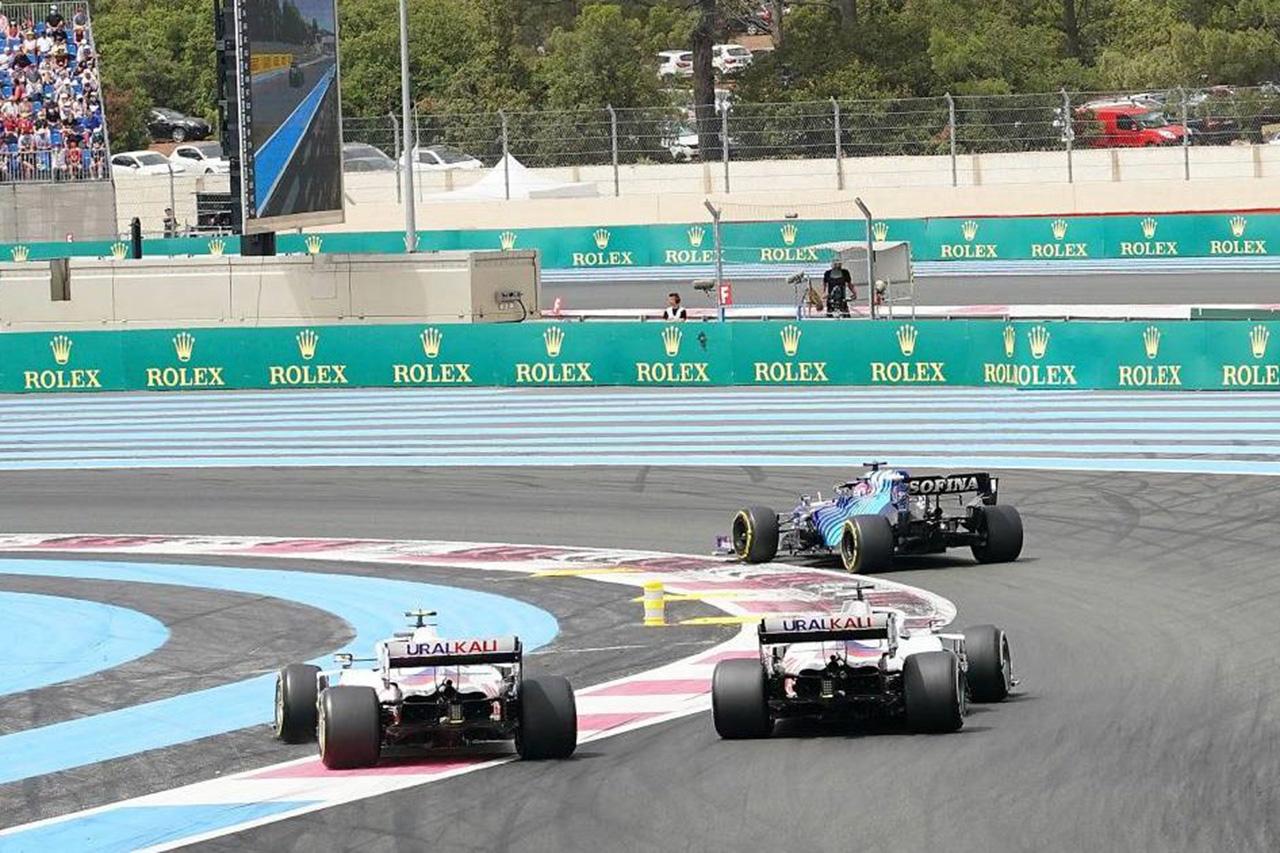 ミック・シューマッハ、2戦連続でニキータ・マゼピンの走りに激怒 / F1フランスGP 決勝