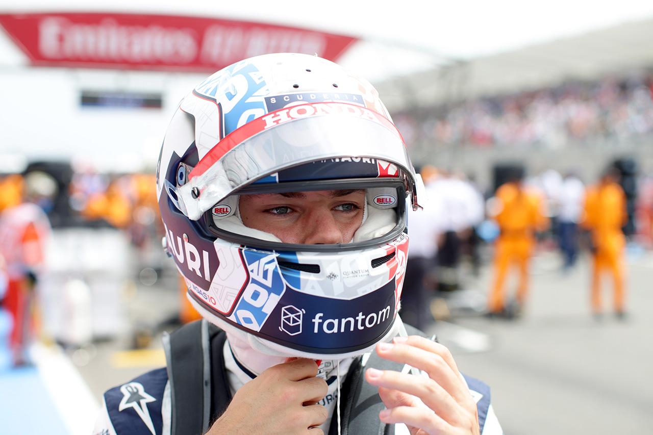 アルファタウリ・ホンダF1:ピエール・ガスリー、7位入賞 「持てる力はすべて出し尽くした」  / F1フランスGP 決勝