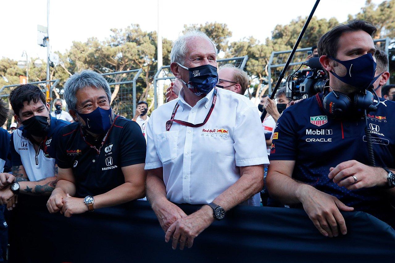 """レッドブルF1首脳、""""オープンマインド""""のセルジオ・ペレスに感謝 / F1フランスGP 決勝"""