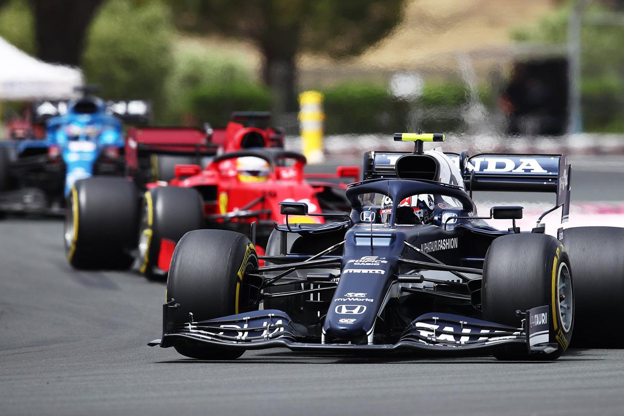 2021年 F1フランスGP 決勝:ドライバーコメント(11位~20位)