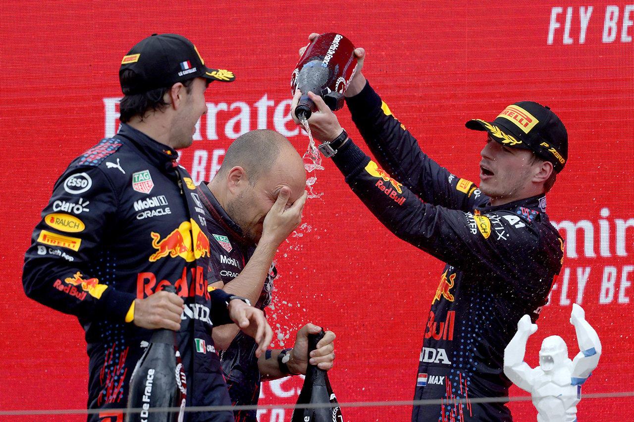 ホンダF1:2021年 第7戦 F1フランスGP 決勝レポート