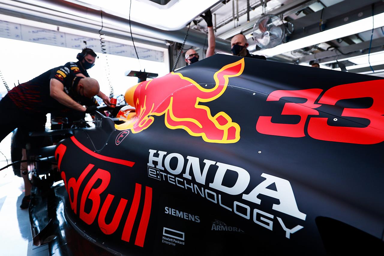 レッドブルF1、フランスGPでのホンダのF1エンジンの馬力アップを否定