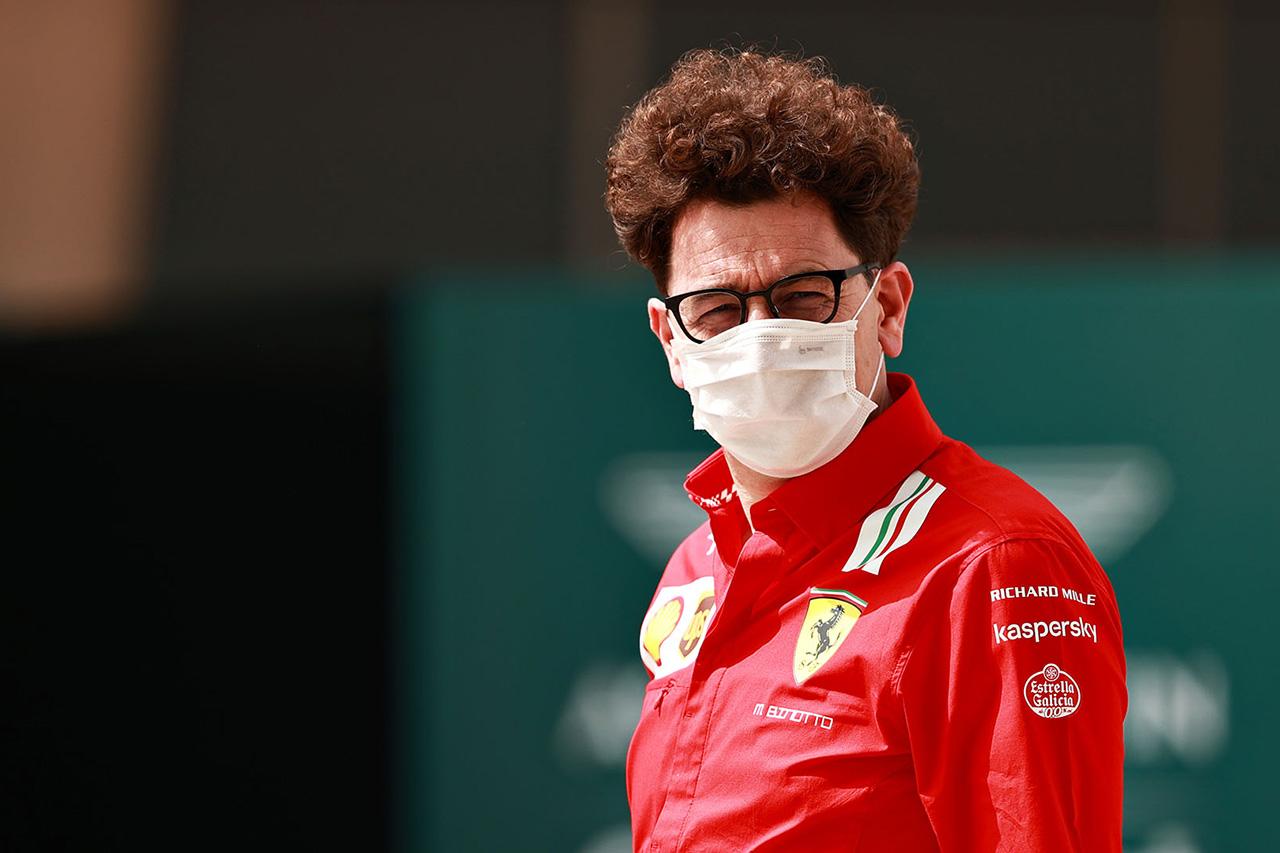 フェラーリF1代表 「ポール・リカールのタイヤ問題は2年前に認識していた」