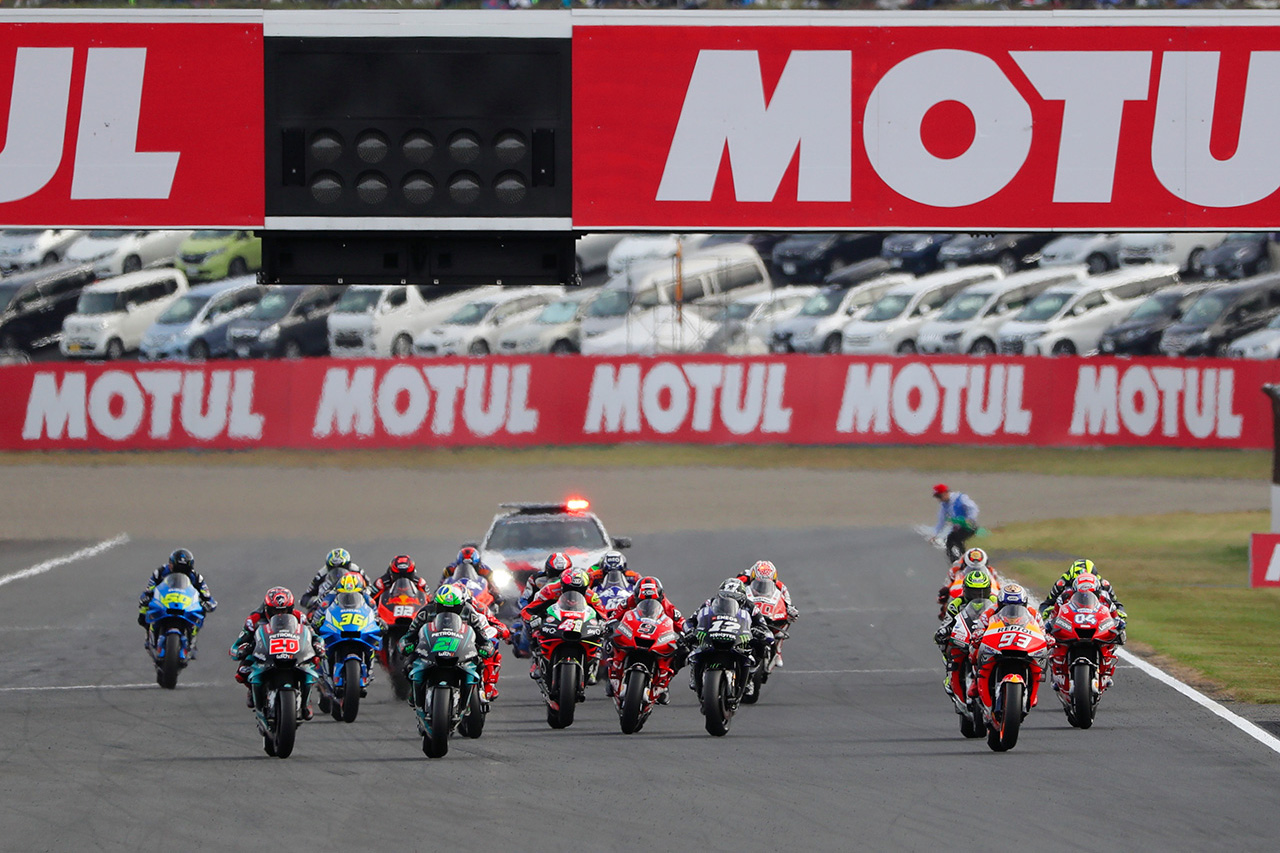MotoGP:2021年の日本GPも新型コロナウイルスの影響で中止が決定