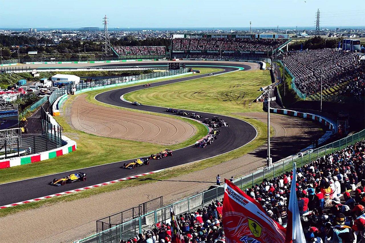 鈴鹿サーキット 「10月のF1日本GP開催に向けて準備を進めている」