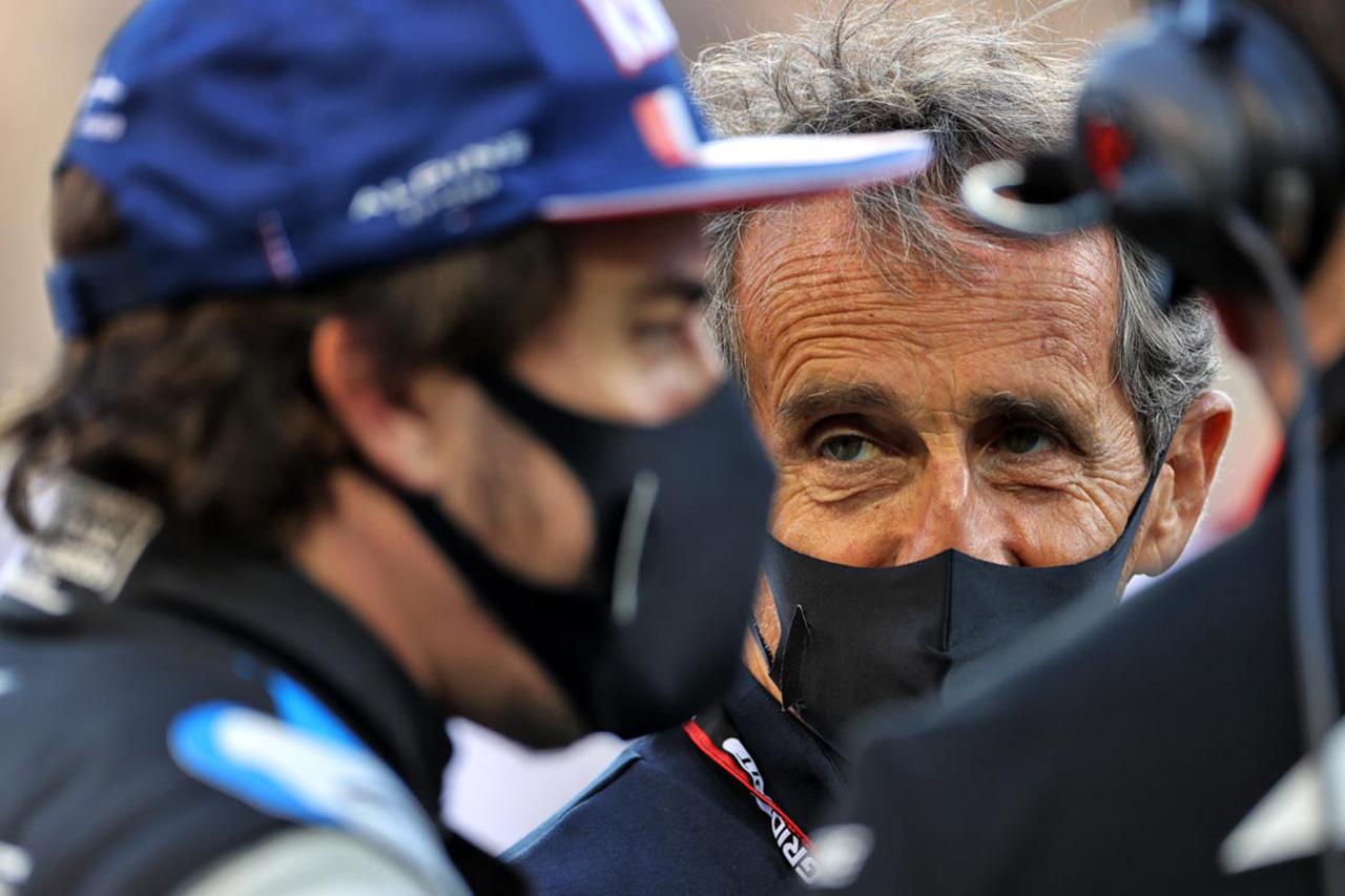 F1:アラン・プロスト 「フェルナンド・アロンソはベストの状態に戻った」