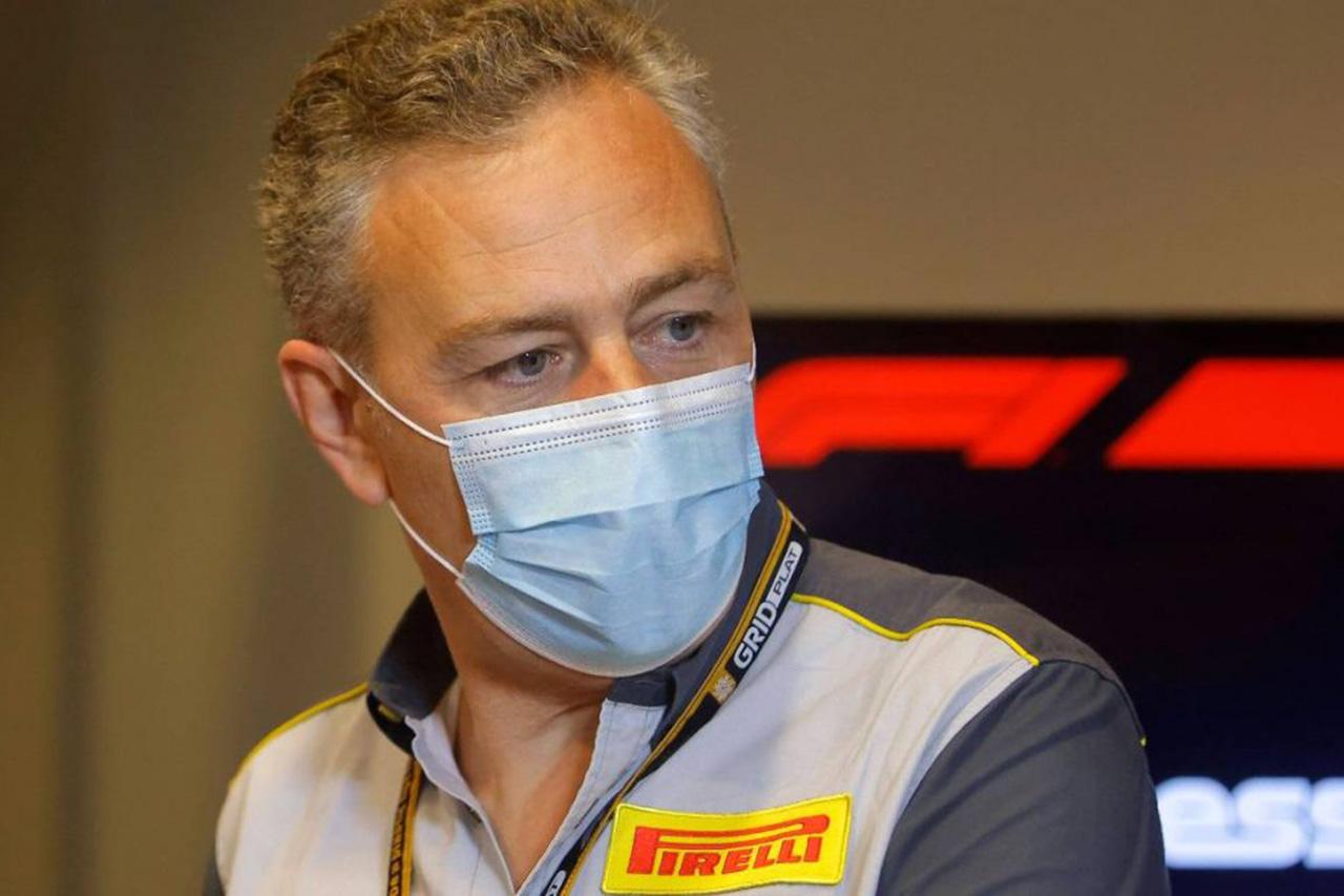 マリオ・イゾラ(ピレリF1およびカーレーシング責任者)