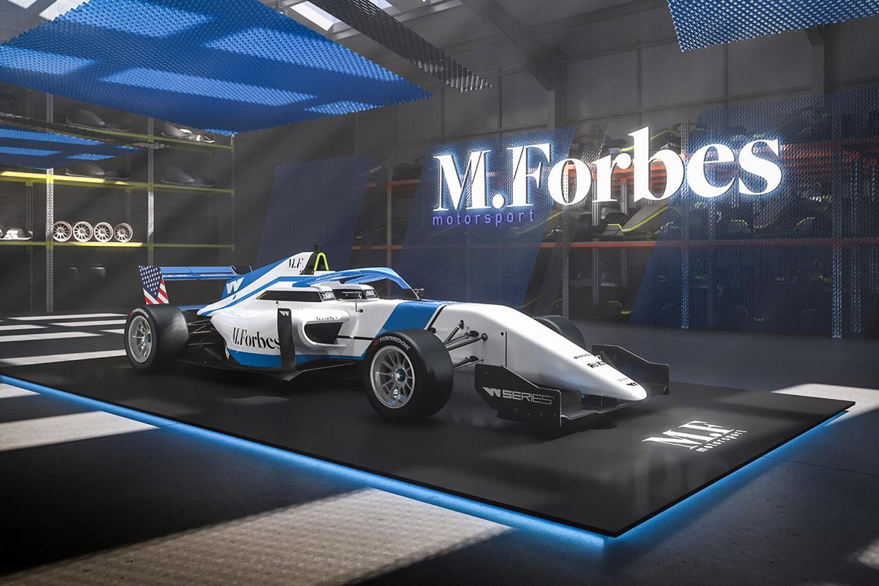 M. Forbes Motorsport